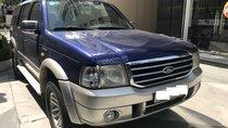 Bán Ford Everest đời 2006, màu xanh lam, nhập khẩu nguyên chiếc