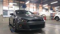 Bán Volkswagen Scirocco GTS nhập Châu Âu, màu xám