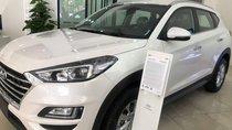 Bán Hyundai Tucson 2.0 tiêu chuẩn trắng 2019 - đủ màu, tặng 10-15 triệu - nhiều ưu đãi - LH: 0964898932