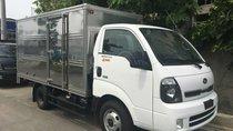 Bán Kia K250 thùng kín dài 3m5 trả trước 30% chạy xe về nhà