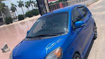 Bán ô tô Kia Morning Si năm sản xuất 2010, màu xanh lam, LH 0979766722