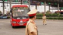 CSGT ra quân tổng kiểm tra mô tô, xe khách, xe tải trong vòng 1 tháng