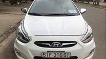 Bán xe Hyundai Accent 2014, máy 1.4 MT, số sàn, xe gia đình ít đi nên còn rất mới