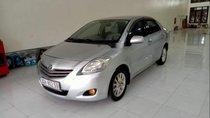 Cần bán gấp Toyota Vios 1.5 năm 2009, màu bạc số sàn, xe đẹp