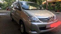 Cần bán gấp Toyota Innova MT sản xuất 2008, xe gia đình sử dụng