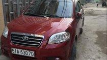 Cần bán Daewoo Gentra năm sản xuất 2010, màu đỏ, xe như mới