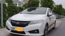 Cần bán Honda City sản xuất năm 2015, màu trắng, biển Hà Nội
