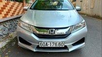 Cần bán xe Honda City cuối 2014, số sàn, 1 chủ xe mua từ mới