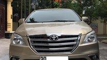 Bán xe Toyota Innova E đời 2014, màu vàng, 480tr