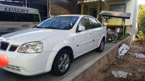 Bán xe Daewoo Lacetti EX năm 2005, màu trắng. Xe như mới