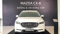 Cần bán xe Mazda CX-8 Premium AWD 2019, màu trắng