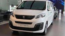 Bán ô tô Peugeot Traveller Luxury đời 2019, màu trắng