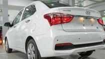 Bán Hyundai Grand i10 Sedan đời 2019, màu trắng, giá chỉ 390 triệu
