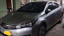 Cần bán gấp Toyota Corolla altis 1.8G AT 2015, màu bạc giá cạnh tranh