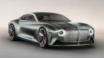 Ngắm xe siêu sang Bentley EXP 100 GT với khoang nội thất tràn ngập vật liệu xanh