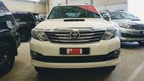 Cần bán xe Toyota Fortuner 2.5G 4x2MT năm sản xuất 2016, màu trắng số sàn, giá tốt
