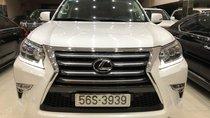 Cần bán xe Lexus GX 460 đời 2011, màu trắng, nhập khẩu nguyên chiếc