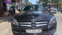 Cần bán xe Mercedes C200 đời 2017, màu đen