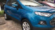 Cần bán xe Ford EcoSport 2016, màu xanh dương, biển số thành phố