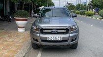 Bán tải Ford Ranger XLS 2.2AT máy dầu số tự động 1 cầu nhập Thái Lan 2017 màu xám