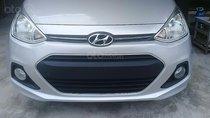 Cần bán xe Hyundai Grand i10 2016, màu bạc, nhập khẩu nguyên chiếc