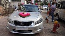 Cần bán gấp Honda Accord Limited 2008, màu bạc, xe nhập