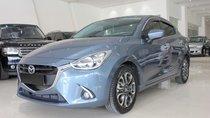 Cần bán Mazda 2 1.5L AT Sedan 2017, màu xanh lam, nhập khẩu, giá tốt