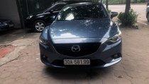 Cần bán gấp Mazda 6 2.0 AT 2014, màu xanh lam, nhập khẩu