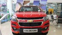 Xe bán tải Chevrolet Colorado 2019 - Trả góp 90% - 120Tr lăn bánh ngay - Ưu đãi khủng đến 50tr - Nhập khẩu Thái Lan