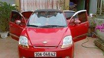 Bán Chevrolet Spark sản xuất năm 2009, màu đỏ, xe đẹp