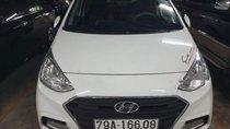 Bán Hyundai Grand i10 sản xuất năm 2017, màu trắng số tự động
