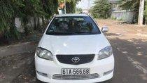 Bán Toyota Vios sản xuất 2006, màu trắng, xe tốt giấy tờ đầy đủ, bao rút hồ sơ
