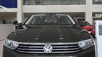 Bán Passat Bluemotion 2017 nâu, xe Đức nhập khẩu giá yêu thương, ưu đãi khủng, nhiều quà tặng giá trị