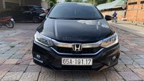 Bán Honda City 2018 1.5CVT, màu đen