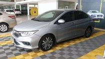 Bán ô tô Honda City top 1.5AT sản xuất năm 2018, màu bạc