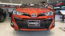 Bán Toyota Yaris 2019 giá sốc tặng phụ kiện đi kèm