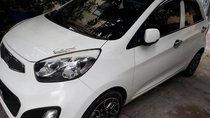 Bán Kia Picanto S (Morning) bản cao cấp, đời 2014, màu trắng, xe nhập