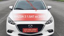 Cần bán Mazda 3 1.5AT sản xuất 2018, màu trắng