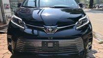 Bán ô tô Toyota Sienna 3.5 Limited năm sản xuất 2019, màu đen, nhập khẩu