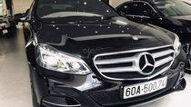 Bán xe Mercedes E250 năm 2013, màu đen
