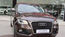 Bán Audi Q5 Sx 2014, màu nâu, nhập khẩu