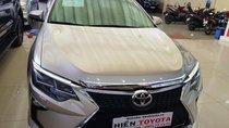 Toyota Camry 2.5Q năm 2014, màu vàng, giá chỉ 880 triệu
