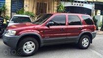 Bán xe Ford Escape 2.0 đời 2003, màu đỏ, nhập khẩu nguyên chiếc