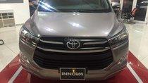 Toyota Innova 2.0E số sàn màu đồng, hỗ trợ vay 85%, thanh toán 180tr nhận ngay xe