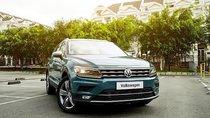 Bán xe Volkswagen Tiguan Allspace Luxury đời 2019, màu xanh lam, nhập khẩu nguyên chiếc
