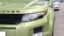 Cần bán LandRover Evoque năm sản xuất 2012, màu xanh lục, xe nhập