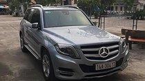 Cần bán Mercedes GLK250 4Matic sản xuất 2013, màu bạc xe gia đình