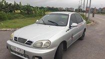 Cần bán lại xe Daewoo Lanos LS năm sản xuất 2003, màu bạc, giá 60tr