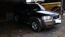 Bán Ford Escape XLT 3.0 năm 2003, màu đen, giá tốt