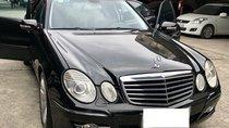 Bán xe Mercedes E200 sản xuất 2008, màu đen
